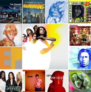 Favorite Songs: 2005